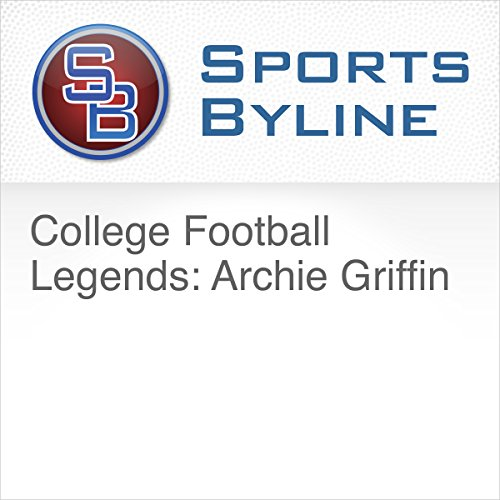 College Football Legends: Archie Griffin cover art