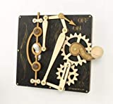 Green Tree Jewelry Single Lever Black Wood Light Switch Plate