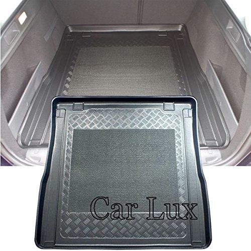 Car Lux AR03356 - Alfombra cubeta Protector Maletero con Antideslizante para 308 SW
