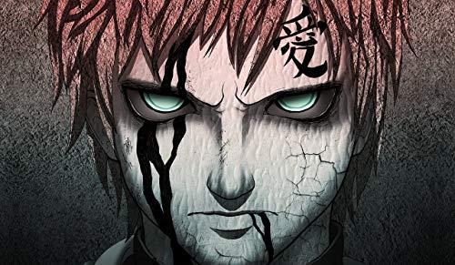 Naruto Gaara PLAYMAT CUSTOM PLAY MAT ANIME PLAYMAT #177