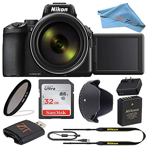 Nikon COOLPIX P950 Digital Camera (26532) with 83x...