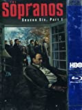 The Sopranos: Season Six, Part 1 [Blu-ray] Slipsleeve Packaging - NEW
