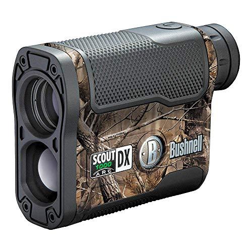 Bushnell Scout DX 1000 ARC 6 x 21mm Laser Rangefinder,...