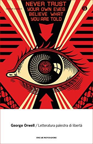 Letteratura palestra di libertà: Saggi su libri, librerie, scrittori e sigarette