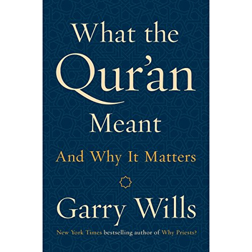 What the Qur'an Meant audiobook cover art