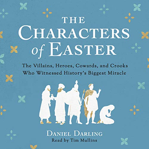 The Characters of Easter cover art