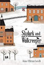 Skylark and Wallcreeper byAnne O'BrienCarelli