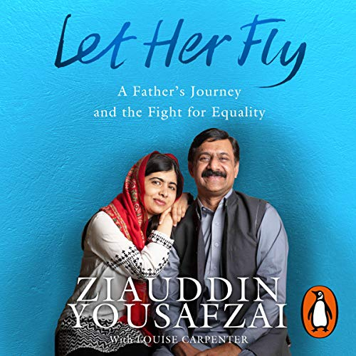 Let Her Fly audiobook cover art