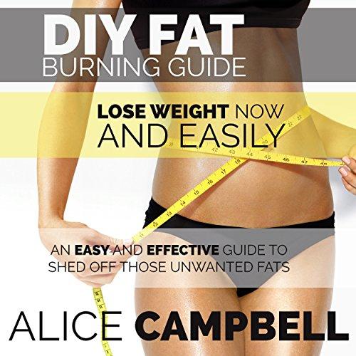 DIY Fat Burning Guide audiobook cover art