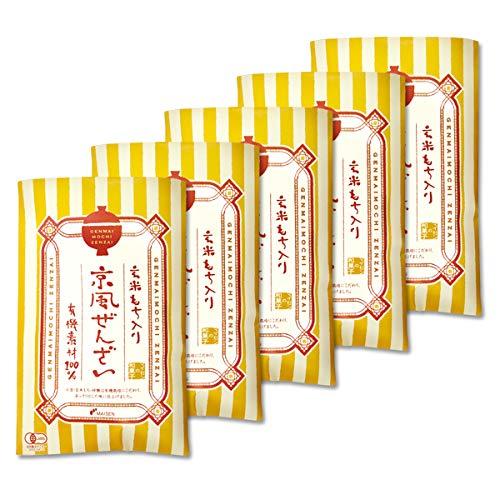 マイセン 玄米もち入り京風ぜんざい ×5セット