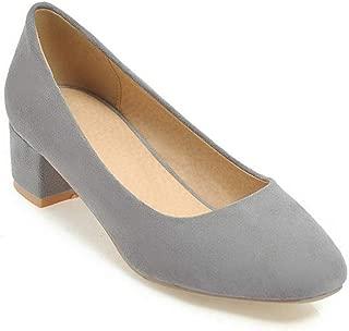 BalaMasa Womens APL12240 Pu Heeled Sandals