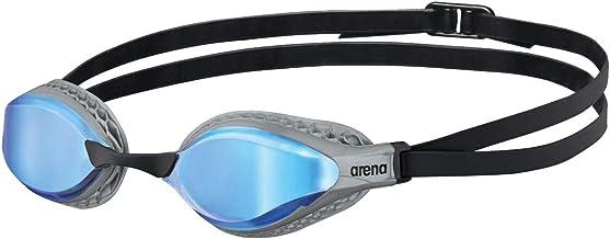 Arena Air-Speed Mirror, uniseks, volwassenen, blauw-zilver, eenheidsmaat