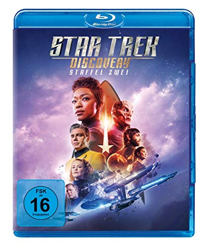 Star Trek: Discovery - Staffel 2 [Blu-ray]