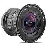 Opteka 15mm f/4 LD UNC AL 1:1 Macro Wide Angle Full Frame Lens