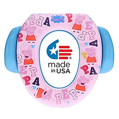 """Peppa Pig """"I'm Peppa Pig"""" Soft Potty Seat from Ginsey Home Solutions"""