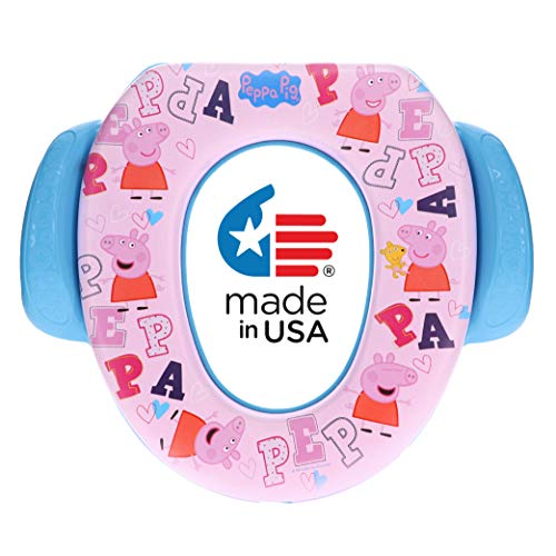 Ginsey Soft Potty Seat, Peppa Pi...