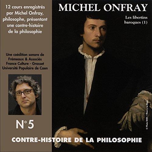 Contre-histoire de la philosophie 5.1 audiobook cover art