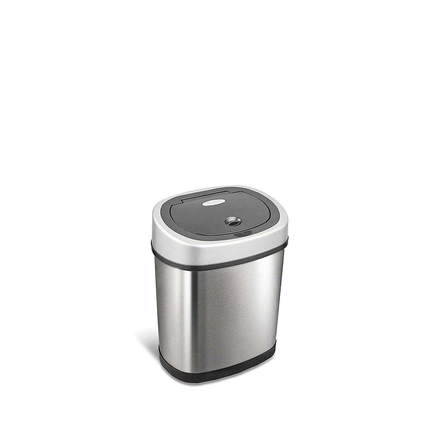 Automatic Superlatite Touchless Infrared Motion Sensor K Trash can Can gift