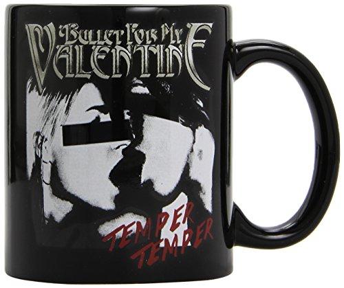 Bullet For My Valentine - Temper Temper - Tasse schwarz im Geschenkkarton