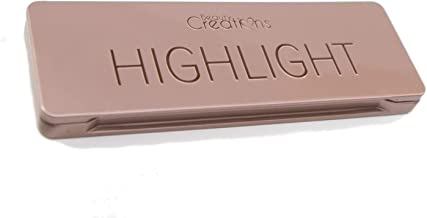 FASHION BOOMY Eyeshadow Palette Natural Nude Smoky Matte Shimmer Shades Professional Beauty Makeup (HIGHLIGHT)