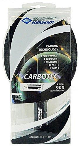 Donic Carbotec 900 - Bate de tenis de mesa (1 unidad)