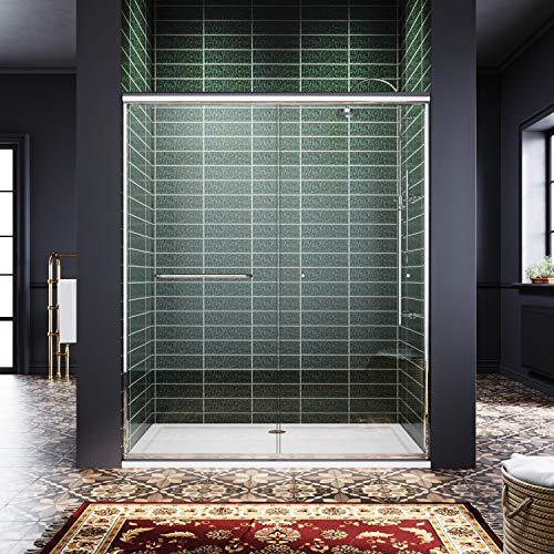 ELEGANT Showers 58.5 - 60' W x 72' H,...