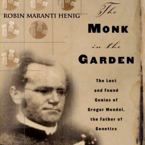 The Monk in the Garden cover art