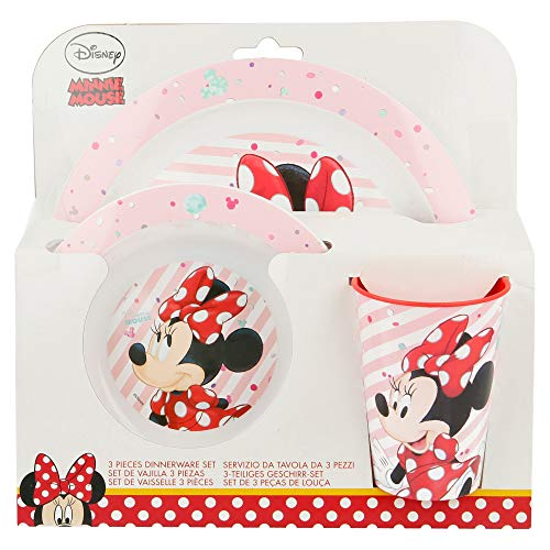 Minnie Mouse 18849 Set de vaisselle