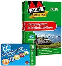 ACSI CampingCard & Stellplatzführer 2018 (ACSI Campinggids)