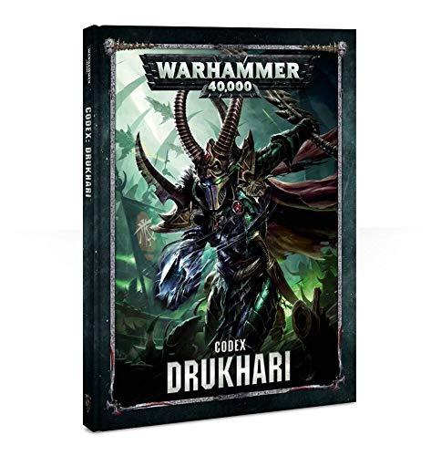 Games Workshop Codex Drukhari Warhammer 40,000 (HB)