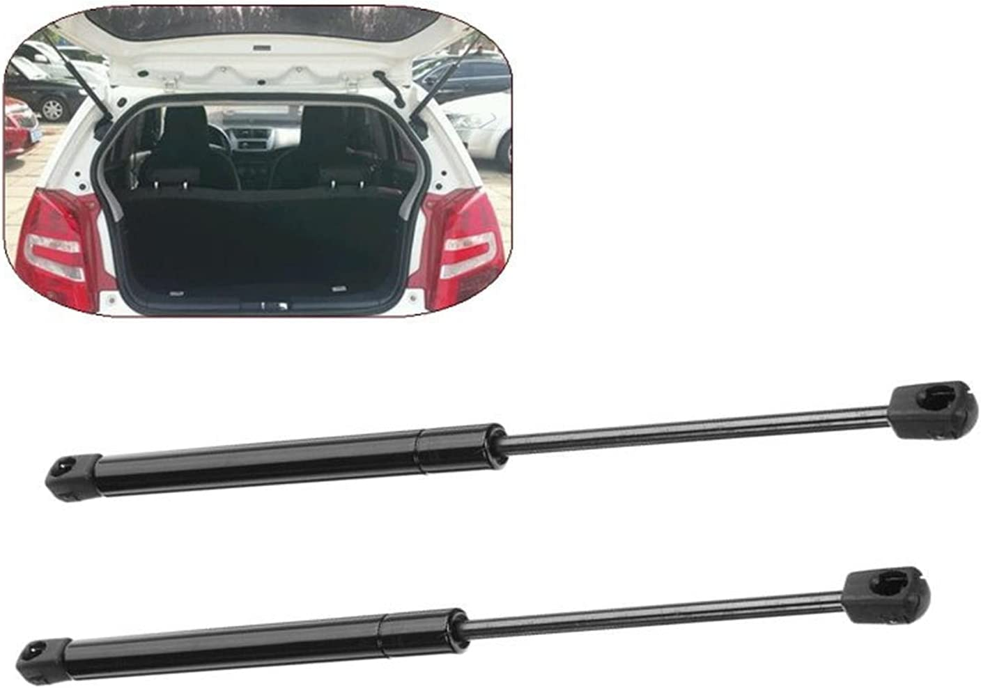 ZLLD Lift Cheap mail order shopping Support Struts Strongly Supported Car Trunk Jacksonville Mall Rear Tailg