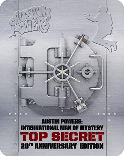 Austin Powers International Man of Mystery - Limited Edition Steelbook Blu-ray [Reino Unido] [Blu-ray]