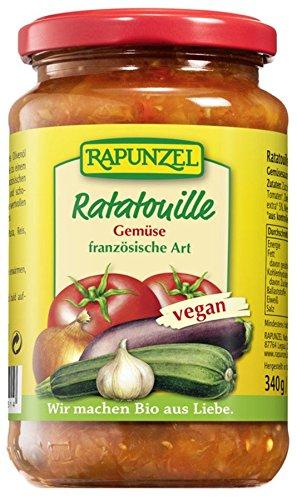 Rapunzel Tomatensauce Ratatouille, 335 ml