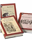 Best of Twain: 8 Volume Set: Huck Finn, Tom Sawyer, Puddinhead Wilson, Roughing It, Connecticut Yankee, Life on the Mississippi, Tramp Abroad, and Innocents Abroad
