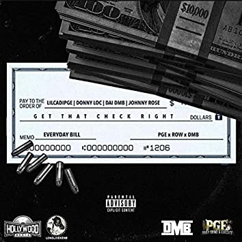 Get That Check Right (feat. DonnyLoc, Daidmb & Johnny Rose)