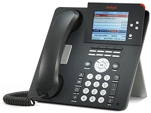 Avaya Systemtelefon 9650L / 9650D02L Color Display IP/Digital schnurgebundenes Telefon