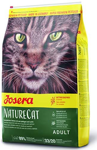 Josera NatureCat | 4,25 kg Katzenfutter trocken