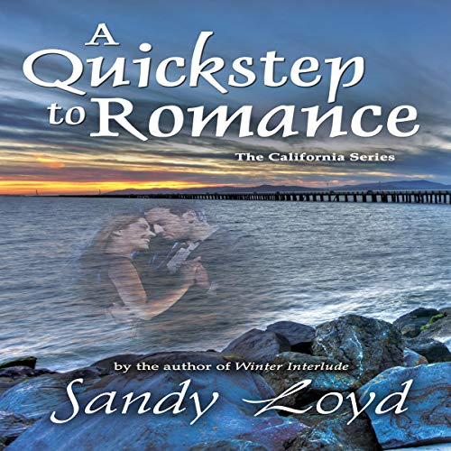 A Quickstep to Romance: Was Dancing with an Angel audiobook cover art