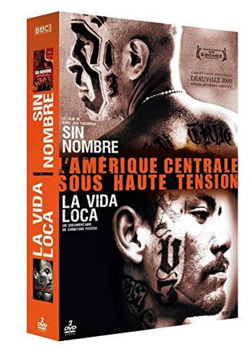 L'Amérique Centrale sous haute tension : Sin nombre + La Vida loca [Francia] [DVD]