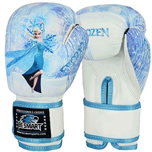 Spider-Man Kinder Boxhandschuhe Junior Pad 113,4g, 170,1Boxsack Kinder MMA Youth (Authentic Advance Gel Handschuhe verwendet von Top MMA Clubs), Kinder, Frozen