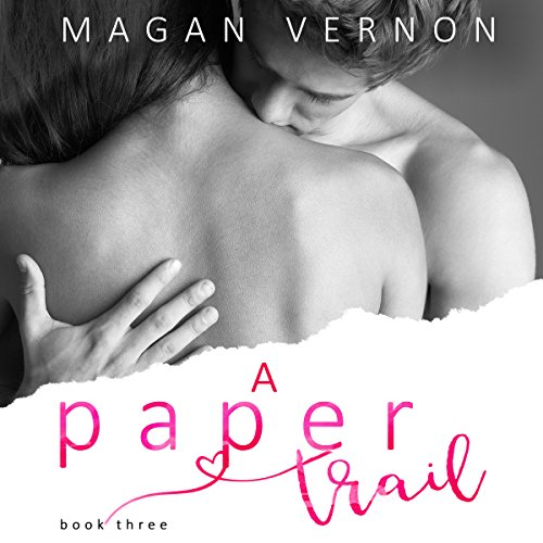 A Paper Trail audiobook cover art