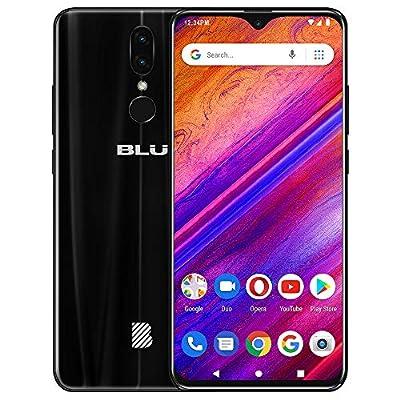 "BLU G9 – 6.3"" HD Infinity Display Smartphone, 64GB+4GB RAM -Black"