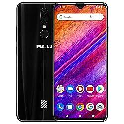 """Image of BLU G9-6.3"""" HD+ Infinity Display Smartphone, 64GB+4GB RAM -Blue: Bestviewsreviews"""