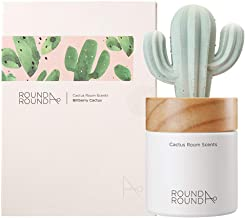 ROUND A'ROUND] Cactus Room Scents 100ml / Gypsum Reed Fragrance Diffuser Fragrant..
