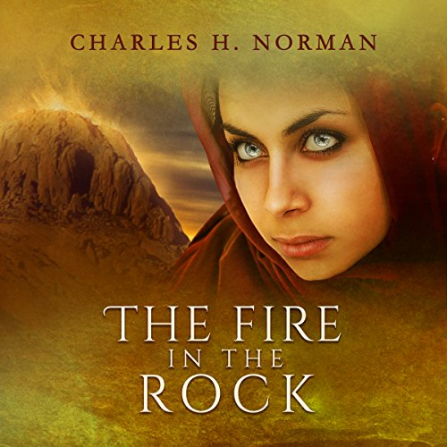 The Fire in the Rock audiobook cover art