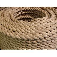 Westward Ropes® - Polyhemp - Synthetic Hemp Rope 24mm (Price per metre)