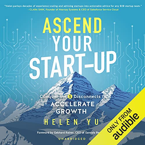 Ascend Your Start-Up cover art