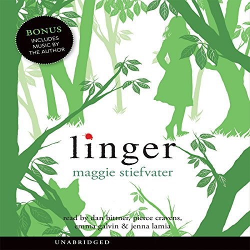 Linger Audiobook By Maggie Stiefvater cover art
