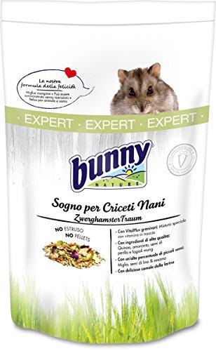 Bunny Sogno per Criceti Nani Expert - 500 gr