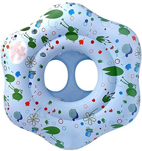 SONG Piscina Plegable, Piscina Inflable, Piscina para Niños, Bañeras de Bebé, Bañera para Adultos Plegable Duradera, Piscina de Bolas Oceánicas
